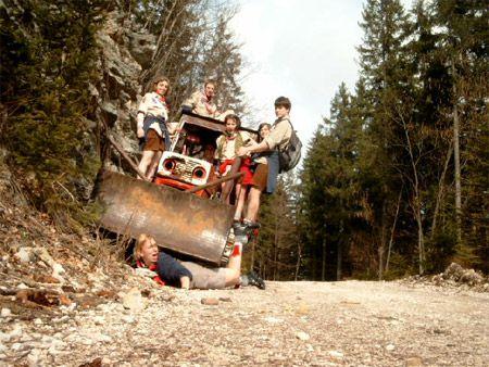 Buitenlands kamp Slovenië