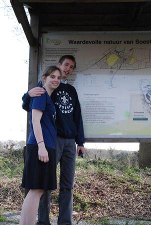 Wisie en Bokie in het buitenland